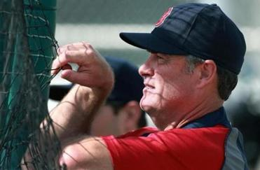 Manager John Farrell isn't discouraged by up-and-down showings by Allen Webster and Rubby De La Rosa in 2013.